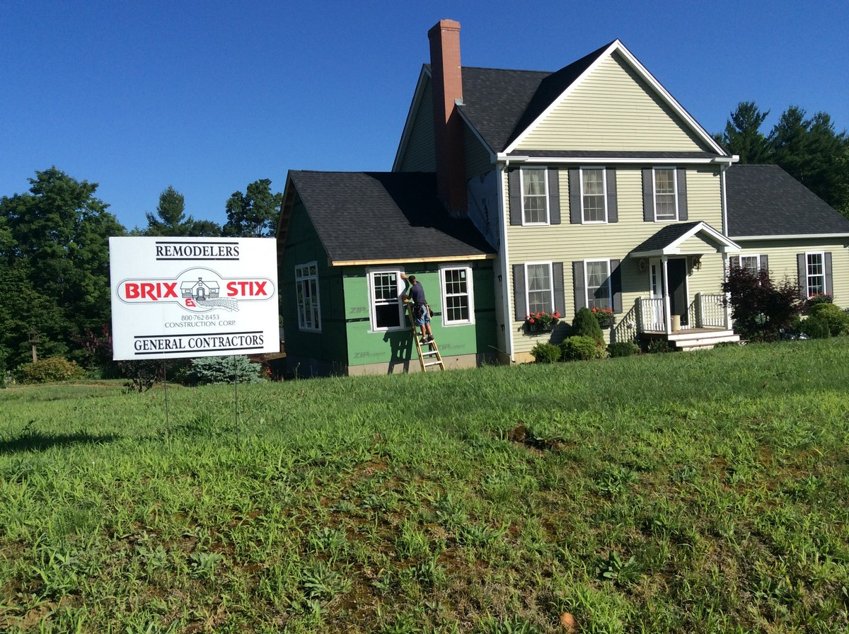 Brix and Stix Construction - Commercial & Residential