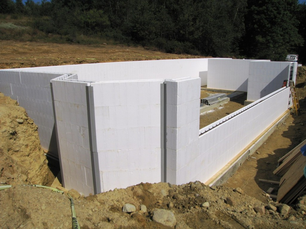 Insulated Concrete Forms New Hampshire